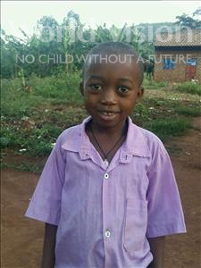 Choose a child to sponsor, like this little boy from Ntwetwe, James age 6