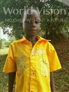 Choose a child to sponsor, like this little boy from Ntwetwe, Emmanuel age 5