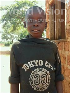 Choose a child to sponsor, like this little boy from Ntwetwe, James age 9