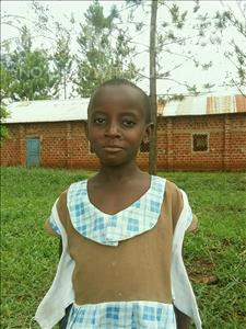 Choose a child to sponsor, like this little girl from Ntwetwe, Precious age 6