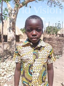 Choose a child to sponsor, like this little boy from Keembe, Wilson age 9