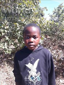 Choose a child to sponsor, like this little boy from Keembe, John age 10