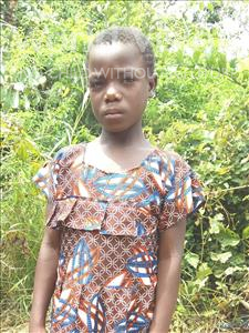 Choose a child to sponsor, like this little girl from Keembe, Eneya age 12