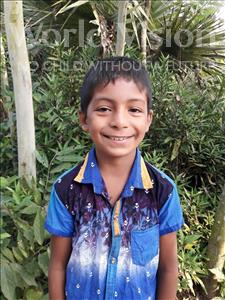 Hridoy, aged 8, from Bangladesh, is hoping for a World Vision sponsor