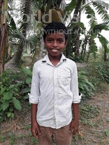 Choose a child to sponsor, like this little boy from Ghoraghat, Samiul age 10