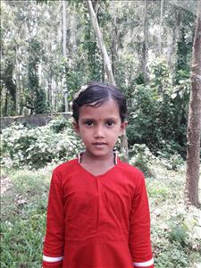 Choose a child to sponsor, like this little girl from Ghoraghat, Shammi Akter age 6