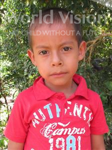 Choose a child to sponsor, like this little boy from Maya, Edwin Geovany age 8