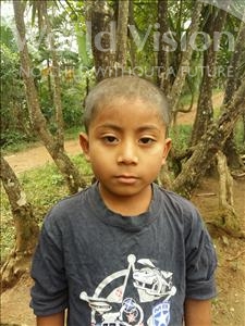 Choose a child to sponsor, like this little boy from Maya, Jose Danilo age 5