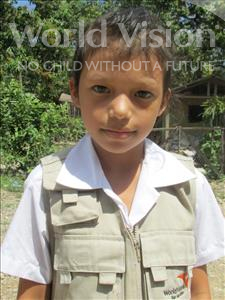 Choose a child to sponsor, like this little girl from Maya, Sofia Maribel age 10