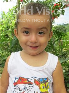 Choose a child to sponsor, like this little boy from Maya, Darwin Obed age 3
