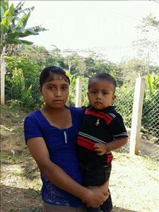Choose a child to sponsor, like this little boy from Maya, Jose Antonio age 2
