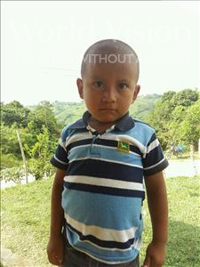 Choose a child to sponsor, like this little boy from Maya, Lazaro age 5