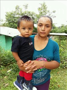 Choose a child to sponsor, like this little boy from Maya, Gerson Elisinio age 1