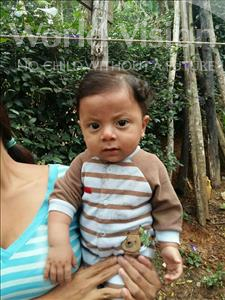 Choose a child to sponsor, like this little boy from Maya, Geber Isai age