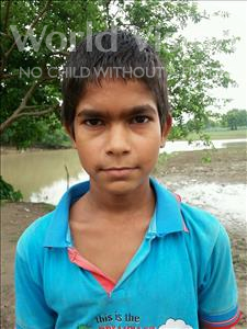 Choose a child to sponsor, like this little boy from Bhojpur, Niraj age 11