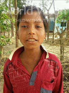Choose a child to sponsor, like this little boy from Bhojpur, Nikhil age 11