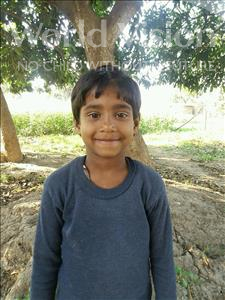 Choose a child to sponsor, like this little girl from Bhojpur, Sohana age 6