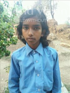 Choose a child to sponsor, like this little girl from Bhojpur, Aarti age 12