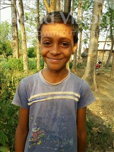 Choose a child to sponsor, like this little boy from Bhojpur, Pawan age 11