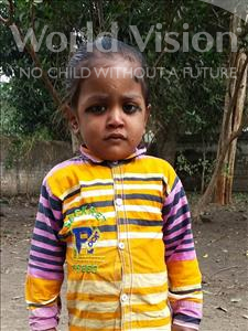 Choose a child to sponsor, like this little boy from Bhojpur, Shivam age 6