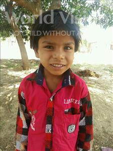 Choose a child to sponsor, like this little girl from Bhojpur, Muskan age 9