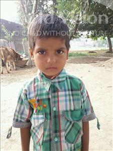 Choose a child to sponsor, like this little girl from Bhojpur, Safiya age 6