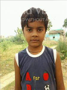 Choose a child to sponsor, like this little boy from Bhojpur, Satyam age 8