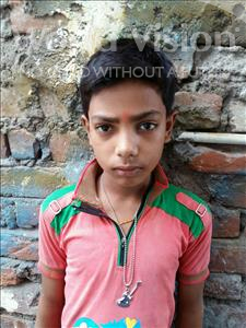 Choose a child to sponsor, like this little boy from Patna, Karan age 9