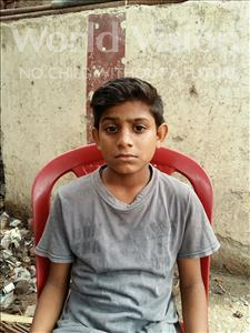 Choose a child to sponsor, like this little boy from Patna, Prince age 10
