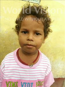 Choose a child to sponsor, like this little boy from Patna, Avinash age 5