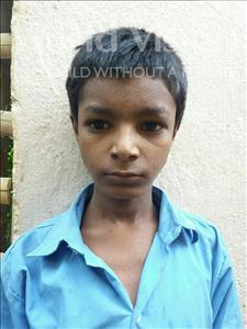 Choose a child to sponsor, like this little boy from Patna, Abhishek age 7