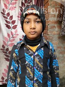 Choose a child to sponsor, like this little boy from Vaishali, Anmol age 10