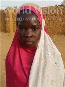 Choose a child to sponsor, like this little girl from Sirba, Ramatou age 13