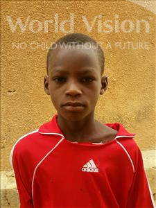 Choose a child to sponsor, like this little boy from Sirba, Abdoul Halim age 9