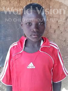 Choose a child to sponsor, like this little boy from Sirba, Nouhou age 10