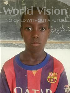 Choose a child to sponsor, like this little boy from Sirba, Abdoulhayou age 8