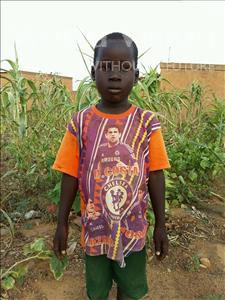 Abdoulkadri, aged 6, from Niger, is hoping for a World Vision sponsor
