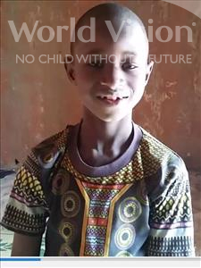 Choose a child to sponsor, like this little boy from Komabangou, Taguidine age 9