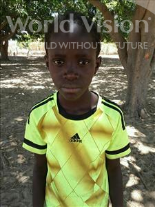 Choose a child to sponsor, like this little girl from Mbella, Coumba age 11