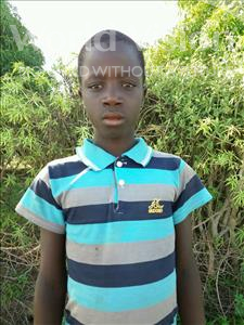 Choose a child to sponsor, like this little boy from Loul, Ousmane age 13