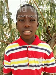Choose a child to sponsor, like this little boy from Loul, Babacar age 11