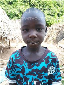 Choose a child to sponsor, like this little boy from Loul, Moustapha age 6