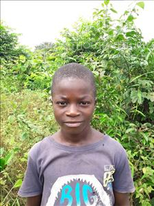 Choose a child to sponsor, like this little boy from Jong, Lamin age 13