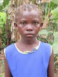Choose a child to sponsor, like this little girl from Jong, Fatmata age 12
