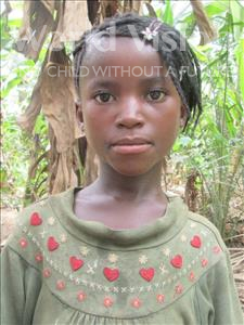 Choose a child to sponsor, like this little girl from Jong, Mariama age 10