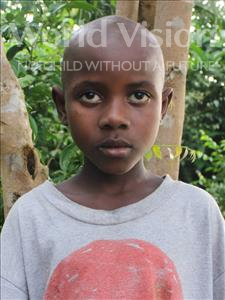 Choose a child to sponsor, like this little boy from Jong, Lahai age 9