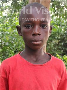 Choose a child to sponsor, like this little boy from Jong, Lookman age 10