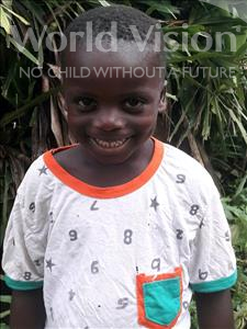 Choose a child to sponsor, like this little boy from Jong, Mohamed age 5