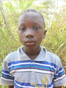 Choose a child to sponsor, like this little boy from Tegloma, Mohamed age 9