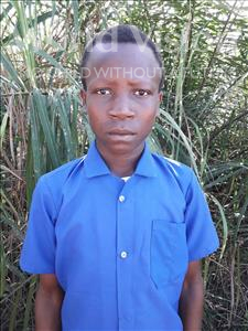 Choose a child to sponsor, like this little boy from Tegloma, Joseph age 10